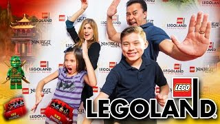Download NINJAGO WORLD!!! LEGOLAND Florida Adventure! Video