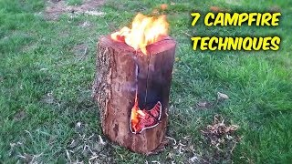 Download 7 Campfire Techniques Every Man Must Know About Video