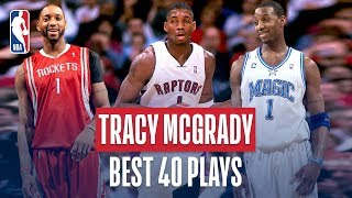 Download Tracy McGrady's BEST 40 Plays! Video