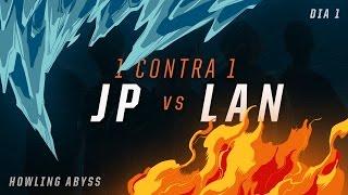 Download JP x LAN (Dia 1 - 1 contra 1) - IWCA 2016 Video