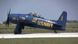 Download F8F Bearcat & F4U4 Corsair Punta Gorda FL Airshow 2012 Video