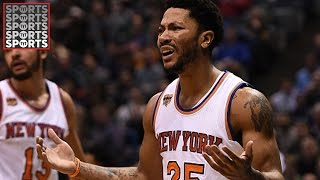 Download Derrick Rose Disappeared and It Only Proves How Incompetent the Knicks Really Are Video