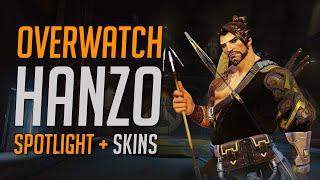 Download Overwatch | Hanzo Guide + Skins ★ Let's Play Overwatch Gameplay Deutsch Video