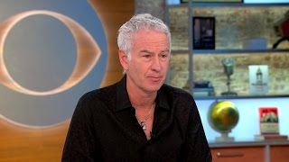 Download John McEnroe says he won't apologize to Serena Williams Video