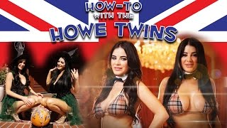 Download The Howe Twins: How to Make a Halloween Pumpkin Video