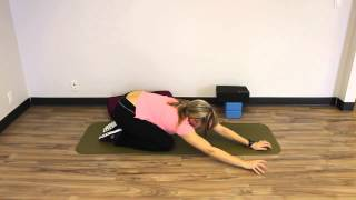 Download 5 Minutes To Change Your Pain - Latissimus Dorsi & Low Back Video