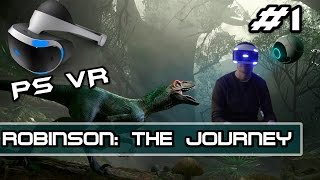 Download Robinson: The Journey PL - Zagrajmy w - PS VR - New Player [PS4] Video