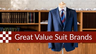 Download Suitsupply, Boggi and 3 Other Great Value Brands Video