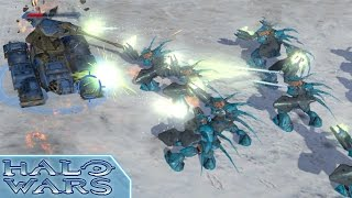 Download Hunters Beat Tanks! - Halo Wars Video
