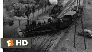 Download The Train (5/10) Movie CLIP - Train Wreck (1964) HD Video