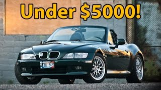 Download 5 Stupidly Fun Cars For Less Than $5000!! Video