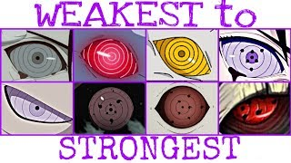 Download 8 Rinnegan Forms | WEAKEST TO STRONGEST Video