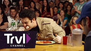 Download Man v. Food: The Suicide Six Wings Challenge Video