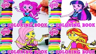 How To Draw And Colour My Little Pony Mlp Free Download Video Mp4
