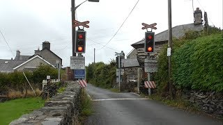 Download Minffordd Level Crossing Video