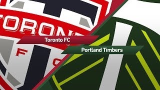 Download Highlights: Toronto FC vs. Portland Timbers | August 12, 2017 Video
