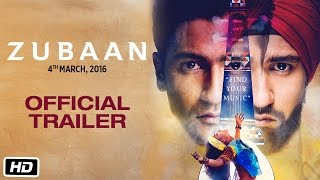 Download Zubaan Official Trailer | Vicky Kaushal & Sarah Jane Dias | Releasing 4th March 2016 Video
