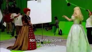 Download Alice au pays des merveilles - DVD - Making of La Reine Rouge Video