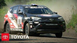 Download Toyota RAV4: Rally 411: Toyota Rally RAV4 featuring Ryan Millen   Toyota Video