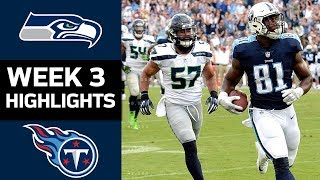 Download Seahawks vs. Titans | NFL Week 3 Game Highlights Video