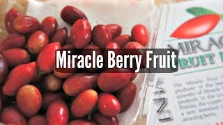 Download Tasting Miracle Berry Fruit – Fruity Fruits Video
