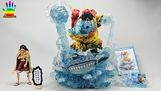 Download JacksDo Jinbe Statue BOX OPEN and Assembly Video