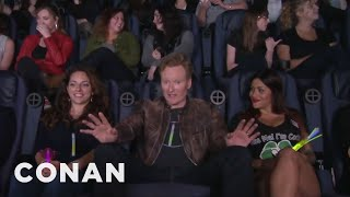 Download Conan Crashes A ″Magic Mike XXL″ Girls' Night Out - CONAN on TBS Video