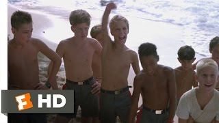 Download Lord of the Flies (4/11) Movie CLIP - First Signs of Trouble (1990) HD Video