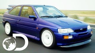Download Ford Escort RS Cosworth | Wheeler Dealers Video