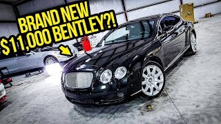 Download Here's How I Made My Dirty $11,000 Bentley Look BRAND NEW!!! Video