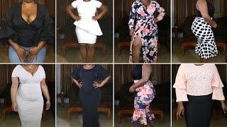 Download GITI ONLINE Curvy girl Spring Try On Haul Video