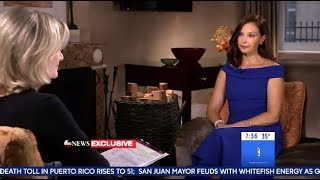 Download Ashley Judd - Shares Her Harvey Weinstein Story (GMA) Video