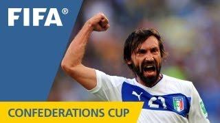 Download Mexico 1:2 Italy, FIFA Confederations Cup 2013 Video
