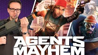 Download Agents of Mayhem : On y a joué, est-il aussi fun que Saints Row ? Video