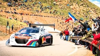 Download Sébastien Loeb's Record Setting Pikes Peak Run - Full POV Video