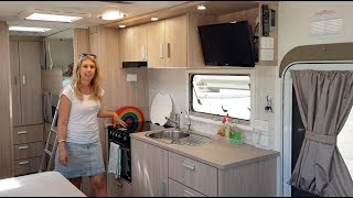Download Caravan Tour - Jayco Starcraft - Our home on wheels Video