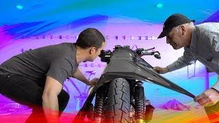 Download FORRANDO EL TANQUE DE MI MOTO!!   JUCA Video