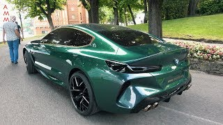 Download BMW M8 Gran Coupe Concept on the ROAD! | Villa d'Este 2018 Video