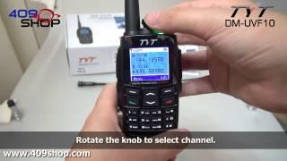 Download TYT DMUVF10 DPMR Digital Radio Unboxing Video