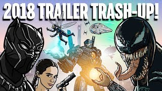 Download 2018 TRAILER TRASH-UP! - TOON SANDWICH Video