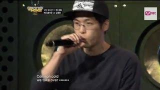 Download [쇼미더머니2] 매드클라운 VS 김용환 1:1 배틀 @2차 예선 Video