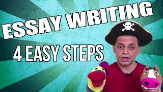 Download Essay Format - How to Write an English Composition in 4 Easy Steps! Video