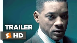 Download Concussion Official Trailer #2 (2015) - Will Smith, Adewale Akinnuoye-Agbaje Drama HD Video