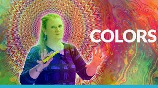 Download Basic English Vocabulary: COLORS Video