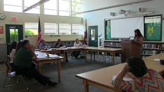 Download 6/6/2018 Willits Unified Board Meeting Video