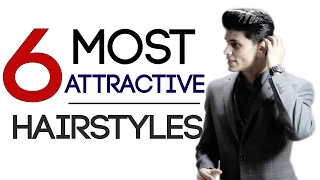 Download 6 MOST ATTRACTIVE Men's Hair Styles | Top Male Hairstyles 2017 | Mayank Bhattacharya Video