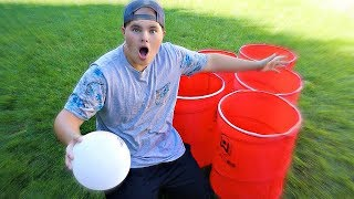 Download GIANT CUP PONG Challenge! Video