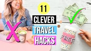 Download 11 Travel Hacks Everyone Should Know! Clever & Simple Ideas! Video