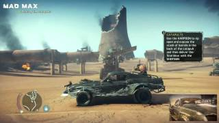 Download Mad Max: The Video Game - 14 Minutes of Gameplay | Gamescom 2015 Video
