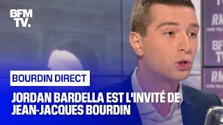 Download Jordan Bardella face à Jean-Jacques Bourdin en direct Video
